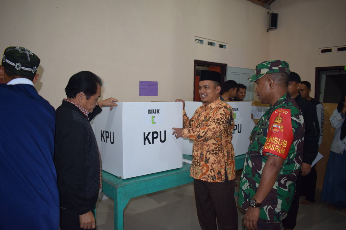Pemantauan Persiapan Pelaksanaan Pemilu