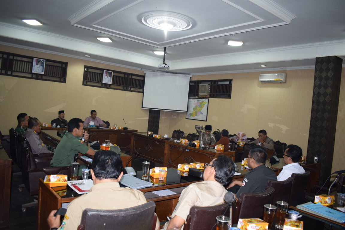 Rapat Dengar Pendapat Komisi I dengan Mitra OPD