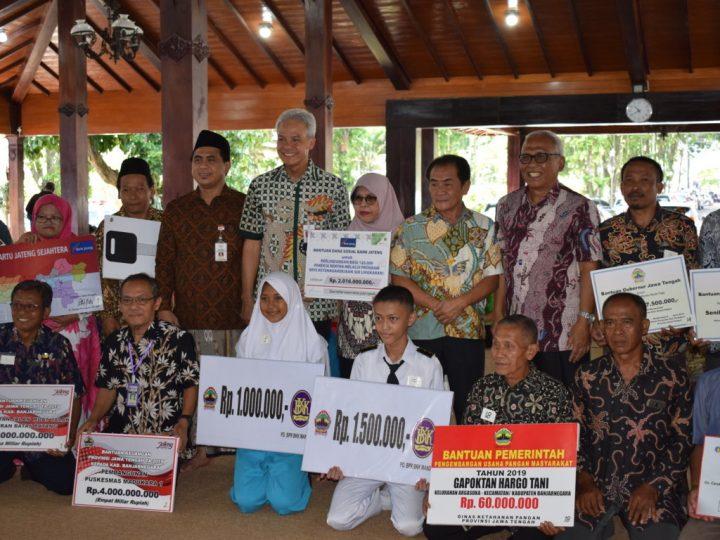 Kunjungan Kerja Gubernur Jawa Tengah