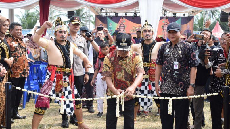 Pembukaan Serayu Expo Tahun 2019