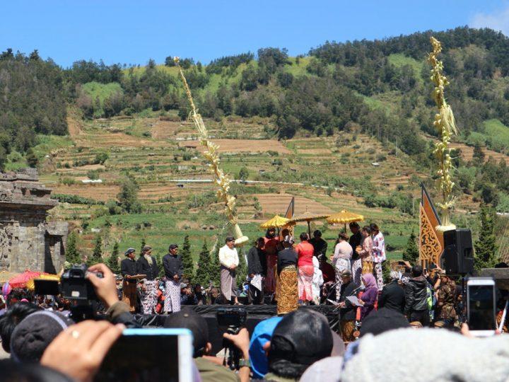 Dieng Culture Festival X Tahun 2019