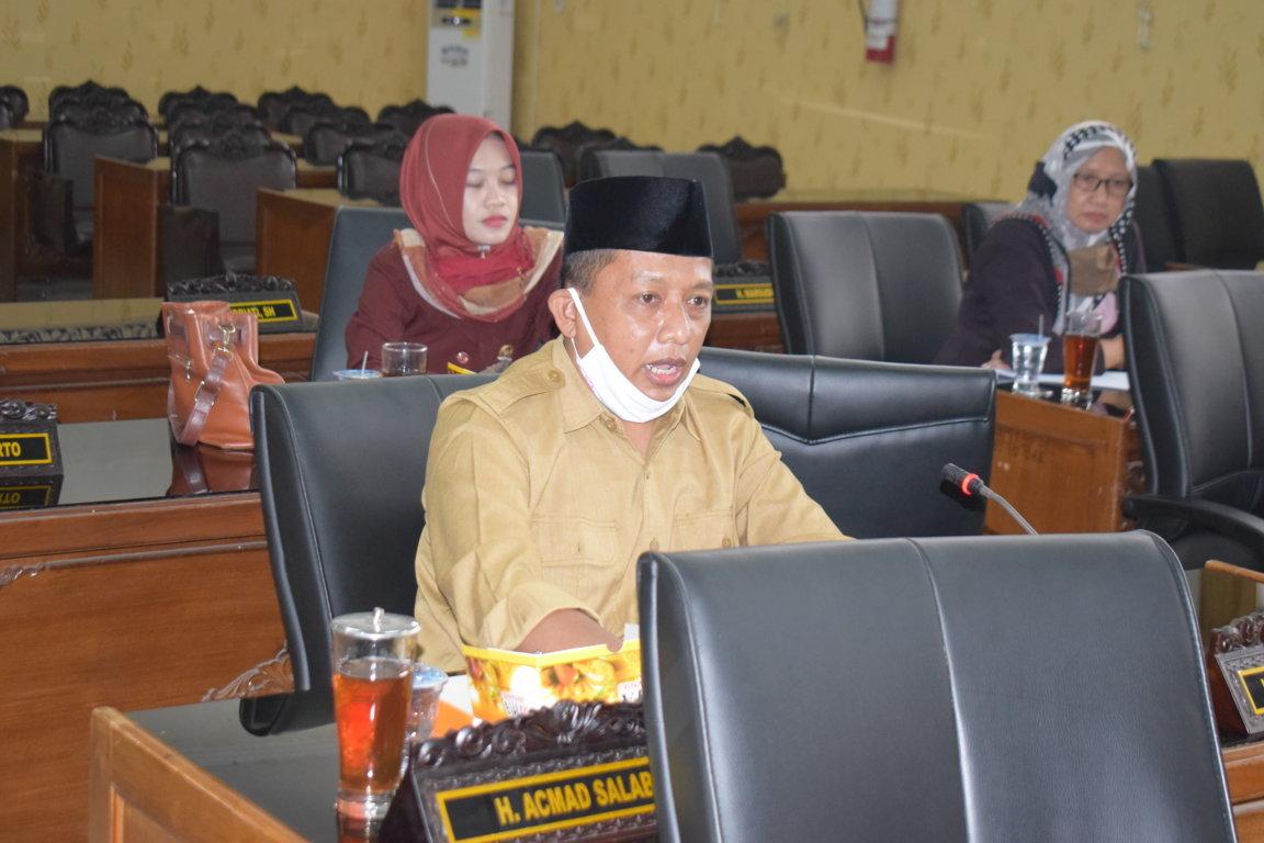 Badan Musyawarah DPRD bahas jadwal kegiatan Masa Sidang 2