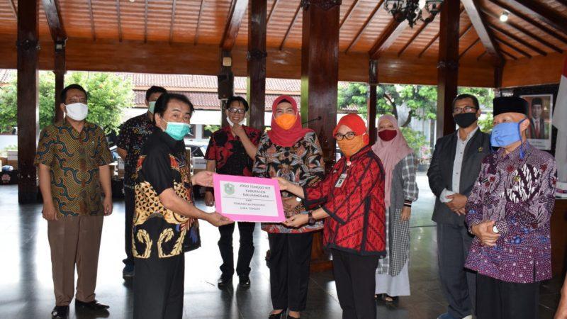 "Pemkab Banjarnegara terima 278 Bantuan Paket Program ""Jogo Tonggo"""
