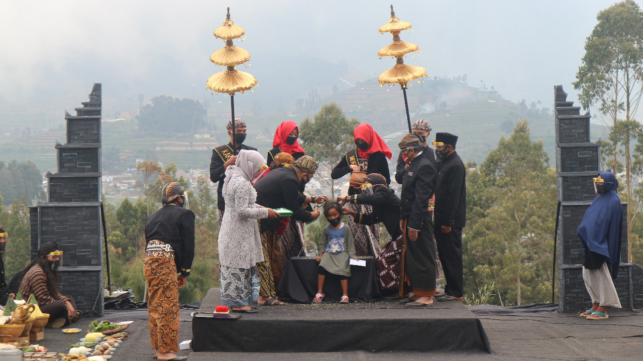 DIENG CULTURE FESTIVAL 2020 SECARA VIRTUAL